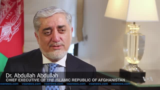 Afghanistan is continuing to work toward peace