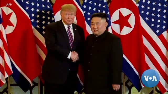 US, North Korea Harden Positions on Denuclearization