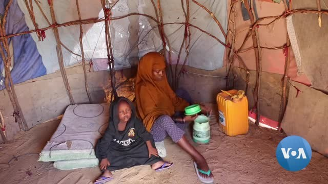 Severe Drought Puts 2 Million Somalis at Risk of Starvation