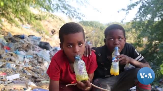 The Invisible Street Children of Mogadishu