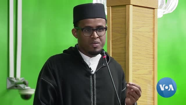 Nation's Largest Somali Community Mourns Mosque Attack