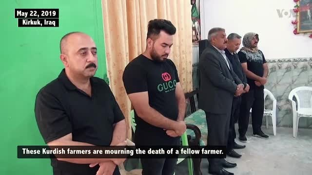 Unknown Militants Target Kurdish Farmers in Disputed Territories in Iraq