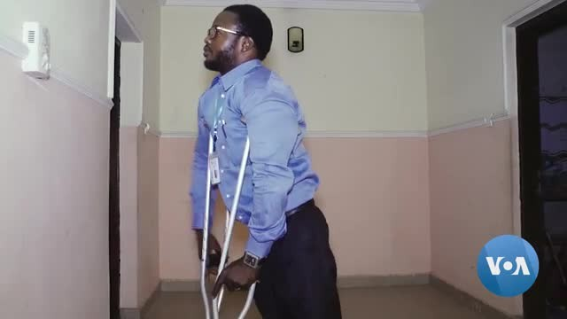 Nigeria's 27 Million Disabled Wait Decades for Public Access