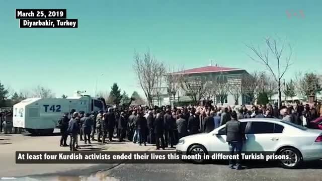 Clashes Erupt after Kurdish Prisoners End Their Lives in Turkish Jails