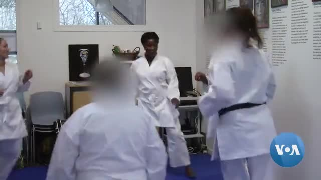 French Karate Champion Takes Aim at Sexual Violence