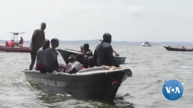 Uganda Continues to Search for Bodies After Boat Capsized in Lake Victoria
