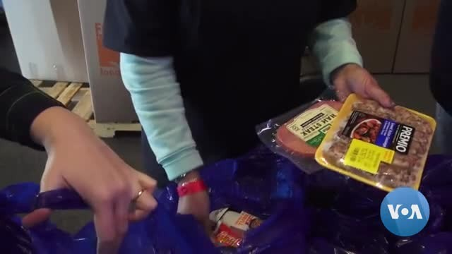 Food Banks Step Up to Help Furloughed Federal Workers