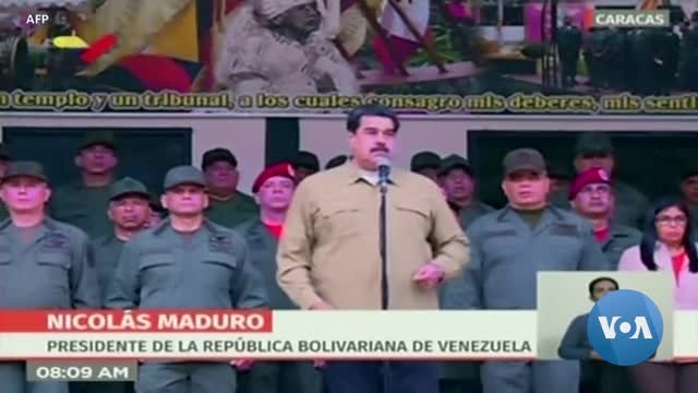 Venezuela Oil Sanctions, Amnesty Promise Undermine Military Support for Maduro
