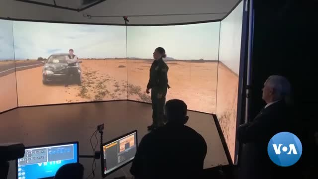 Border Agents Train in Virtual Ports of Entry