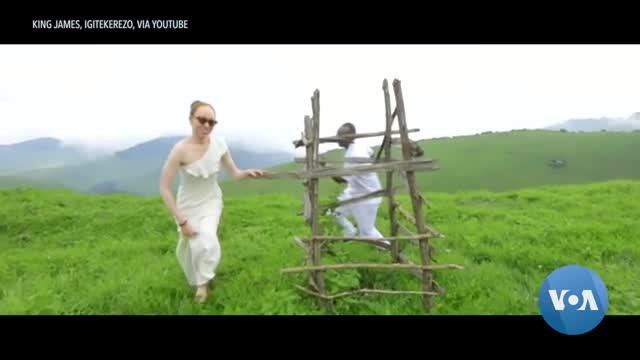 Young Albino Woman in Rwanda Gains Fame With Music Video Appearance