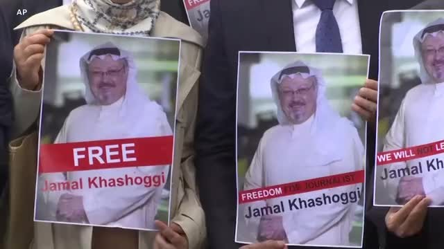 US Identifies Some Saudis Responsible for Khashoggi's Death, Revokes Visas