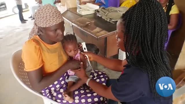 Child Malnutrition Looms Over Nigeria