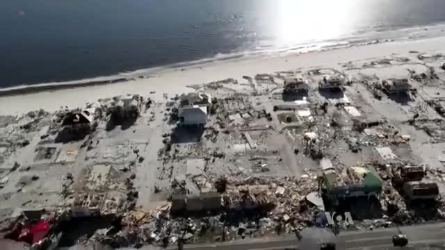 Hurricane Recovery Expected to Take Years