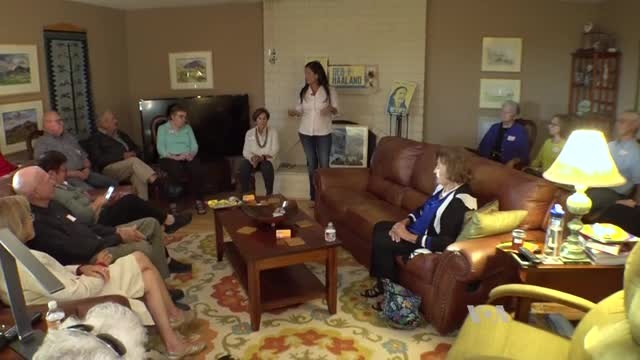 American Women Fund Political Campaigns in Innovative ways