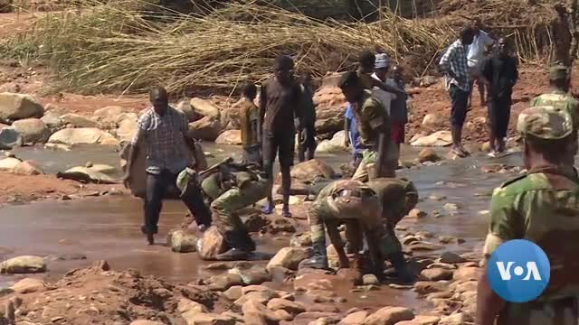 UN Assesses Cyclone Idai Impact on Zimbabwe