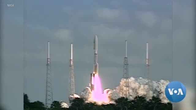 NASA Probe to Make History New Year's Day