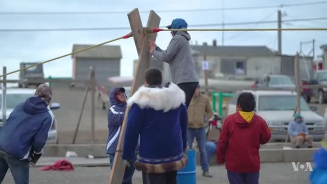 Whales Revered as Center of Alaska Inupiat Life