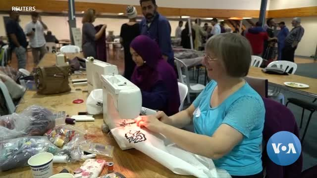 Women in Christchurch Continue Wearing Headscarves in Support of Muslim Community
