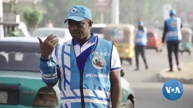 Nigeria's Government Approves Firearms for its Road Safety Officers