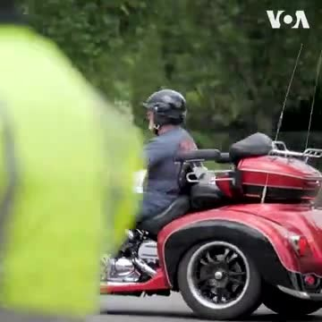 Rolling Thunder Takes a Lap Around National Mall in DC