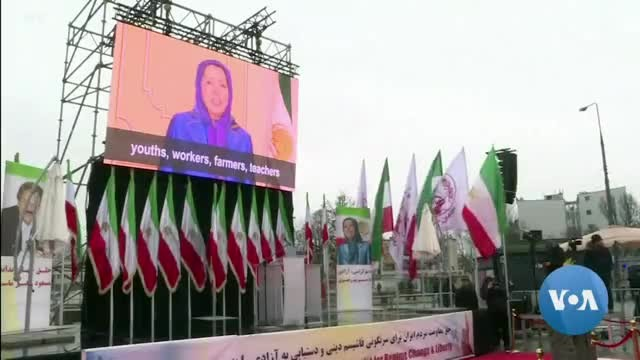 US Clashes With Iran in International Arena