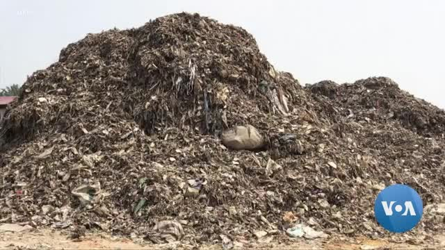 Plastic Mountains Plague Southeast Asia As Wealthy Nations Export Waste