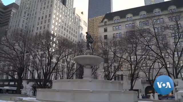 Statues to Help Bridge 'Structural' Gender Gap in NYC