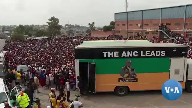 South Africa's Vote Sees Colorful Ballot, With 48 Parties Competing