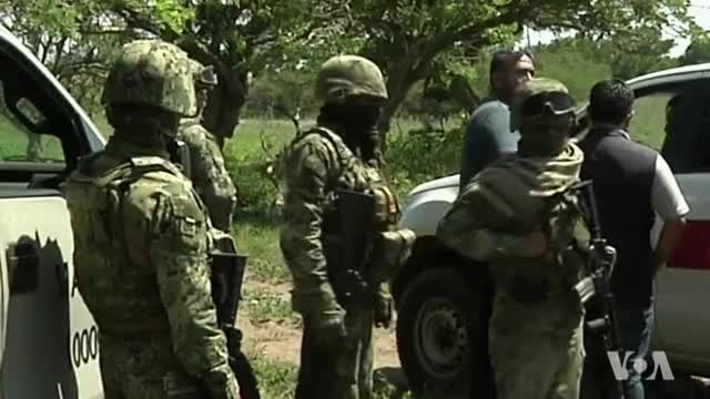 US Indicts 15 Mexican Drug Cartel Leaders