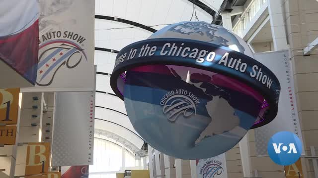 Sedans Take Backseat to SUV's, Trucks at 2019 Chicago Auto Show