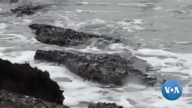 Study: Storm Waves Capable of Moving Car-Sized Boulders Are Threat to Coastal Communities