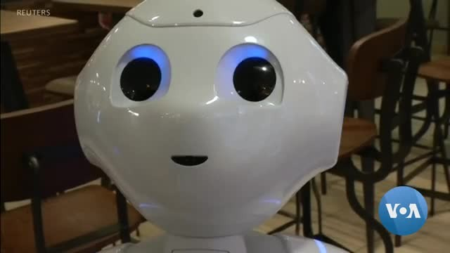 Robots Dance, Tell Jokes, Serve Dinner, Give Us a Glimpse of the Future