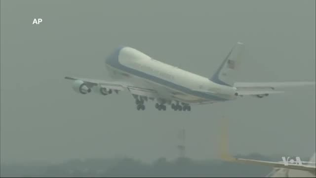 Air Force One: What's Inside The President's Aircraft?