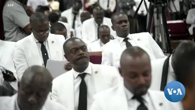 Haiti's Gender Quota Far From Lawmakers' Reality