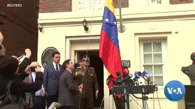 Venezuela Opposition Takeover in US Further Isolates Maduro