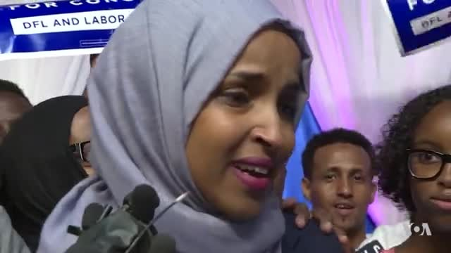 Somali-born Woman in Minnesota Poised to Win Election to Congress