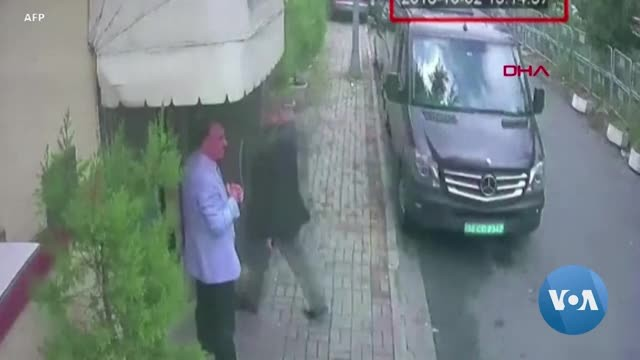 Who Ordered Khashoggi Killed?