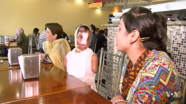 Houston Charity Helps Disabled Pakistani Children Rebuild Their Lives