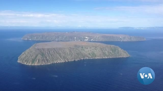 Life Changed Little on a Tiny Island Between Alaska and Russia