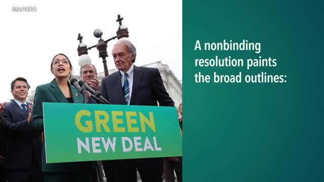 Explainer: What Is the Green New Deal?