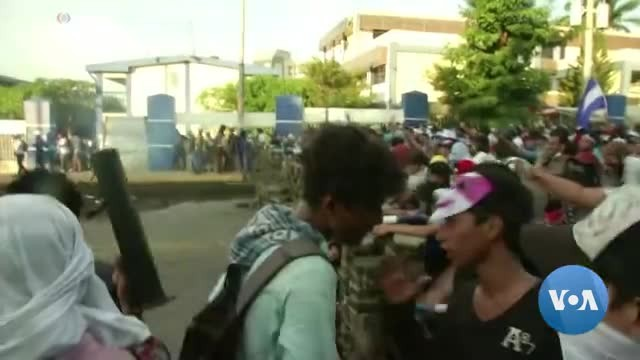 Nicaragua's Crisis Continues a Year After Anti-Government Demonstrations