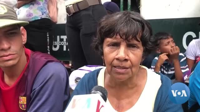 Venezuelans Risk Their Lives Daily to Cross the Border