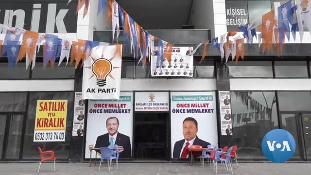 Erdogan, AKP Seek to Win Key Kurdish Vote with Promises of Reconstruction, Peace