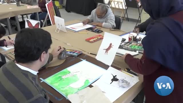 Art Enables Provides Disabled Artists Training to Gain Skills, Income