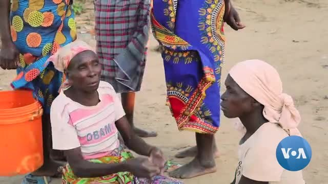 More Aid Getting to Cyclone-Hit Mozambique Town of Buzi