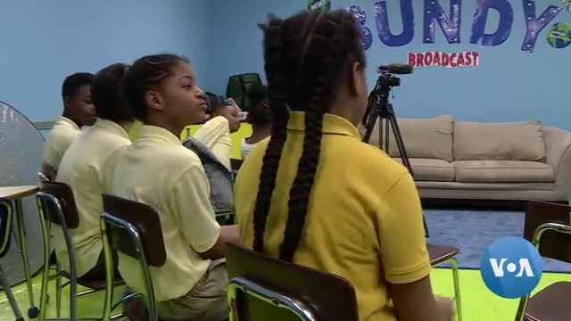 Elementary Students Learn How to Make a Documentary