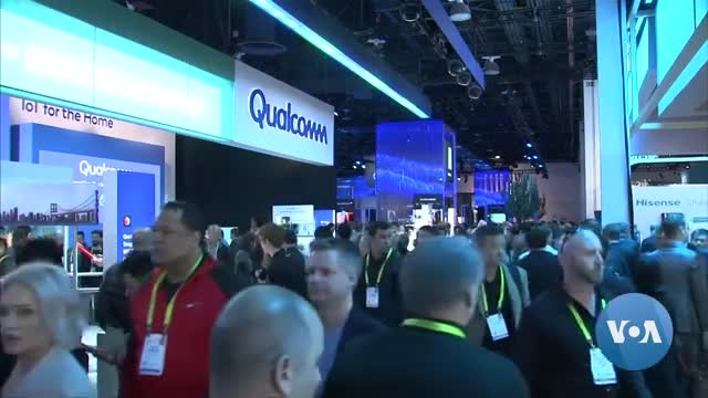 Technology Opening New Worlds for Disabled at CES
