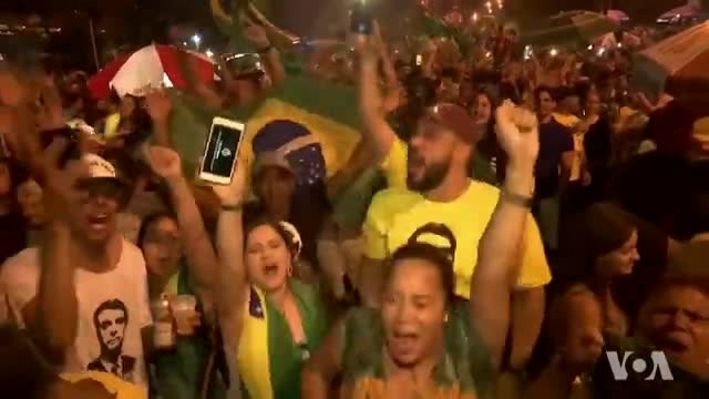 Brazil Shifts Right After Years of Leftist Rule