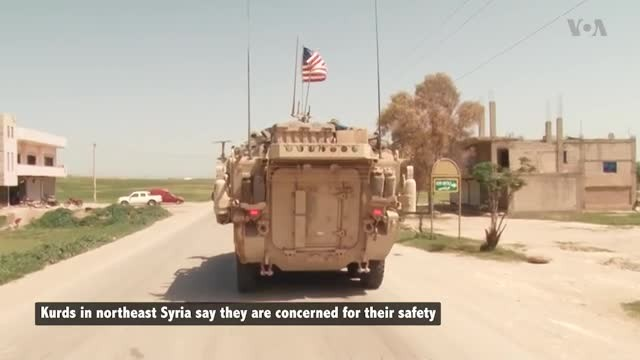 Civilians in N. Syria Say US Troop Exit Undermines Stability