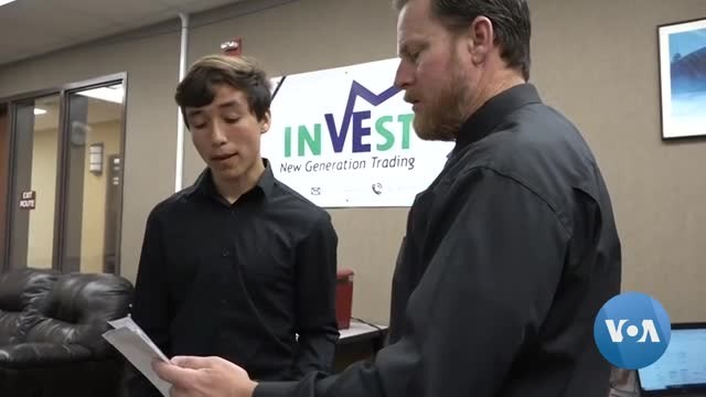 California High School Students Create Virtual Stock Market